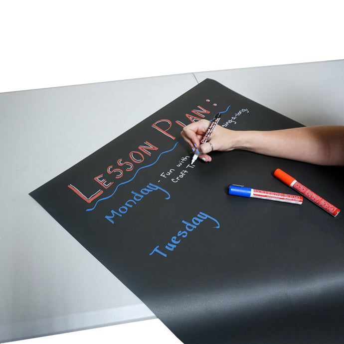 Flexible Magnetic Chalkboard