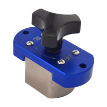 Load image into Gallery viewer, Neodymium On/Off Magnetic Workholding Jig with Mounting Tabs