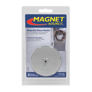 Magnetic Window Décor Hooks