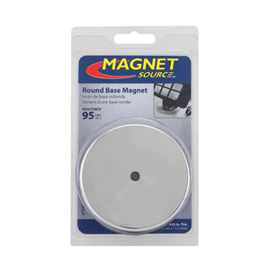 Heavy-Duty Ceramic Round Base Magnet
