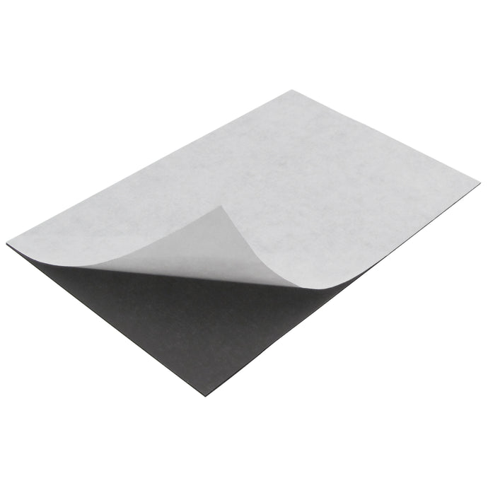 Large Flexible Magnetic Sheet with Adhesive