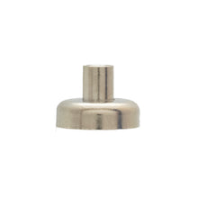 Load image into Gallery viewer, Grade 42 Neodymium Round Base Magnet with Female Thread (2pk)