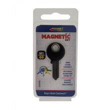 Load image into Gallery viewer, Magnetic Key, M1-69 Black