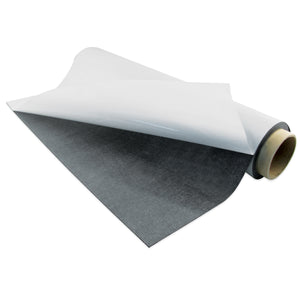 Flexible Magnetic Sheet with Adhesive