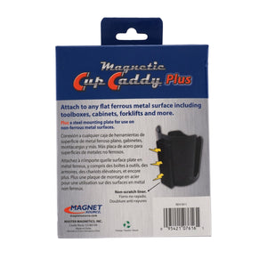 Magnetic Cup Caddy™ Plus, Black
