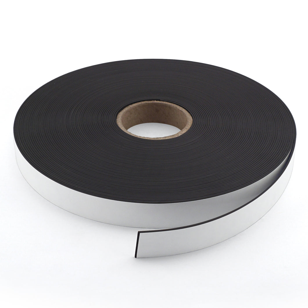 Flexible Magnetic Inventory Labeling Strip