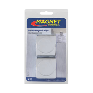 Magnetic Metal Clips (2pk)