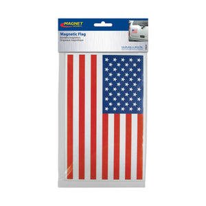 Flexible Magnetic U.S. Flag