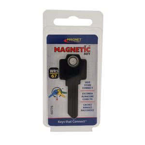 Magnetic Key, WR5-67 Black