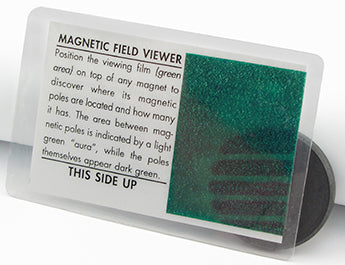 Magnetic Field Viewer Card