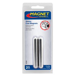 Alnico Cow Magnets (2pk)