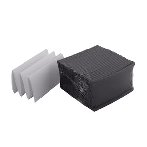 Flexible Magnetic Labeling Kit (25 Cards, 35 Labels)