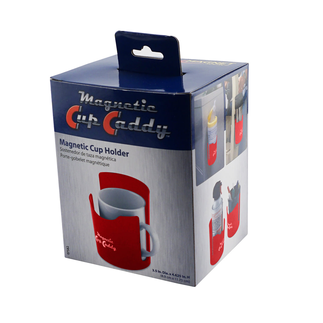 Magnetic Cup Caddy™, Red