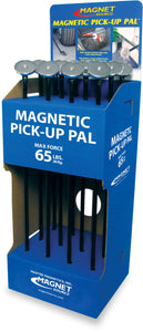Magnetic Pick-Up Pal™ Floor Display
