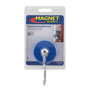 Reversible Magnetic Hook