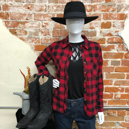 Buffalo Plaid Flannel