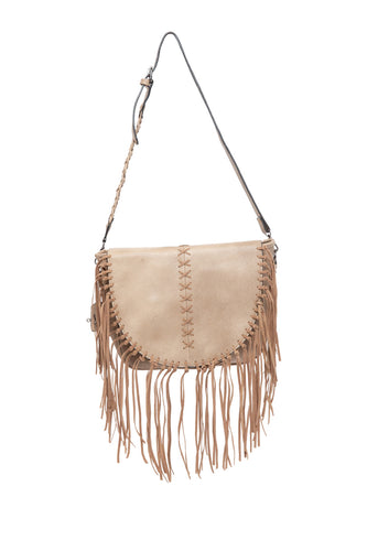 Emma Fringe Messenger Bag