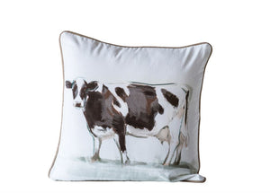 Square Cow Pillow