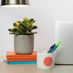 The Very Real Benefits of Desk Plants