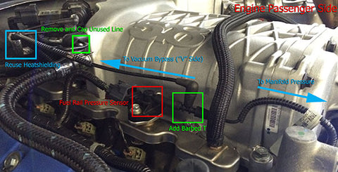 L&M Low Vacuum Bypass Install – L&M Engines