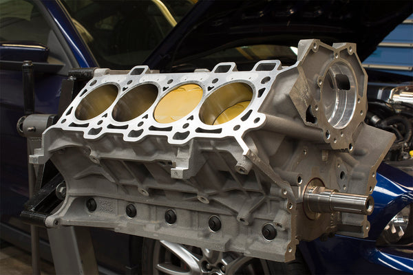LM2400 – 5.0L Coyote Sleeved & Reinforced Short Block