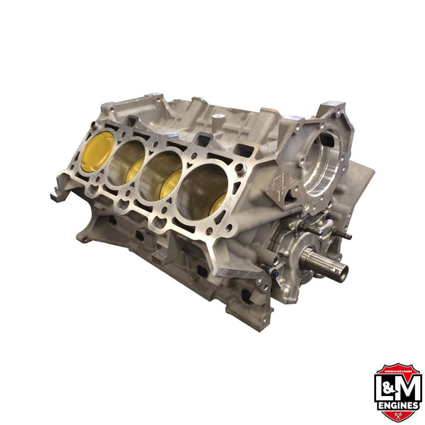 LM50CS-AC – 5.0L Coyote Short Block (Comparable to Aluminator)