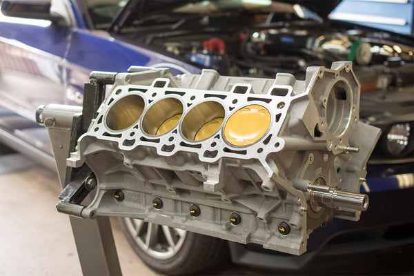 5.2L Voodoo GT350 Sleeved Short Block - Extreme Race