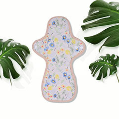 Luckypads new arrival organic night pad pattern 300mm 003