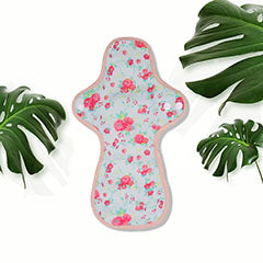 Luckypads new arrival organic night pad pattern 300mm