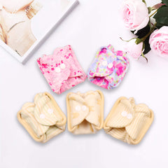 luckypads reusable feminine pads
