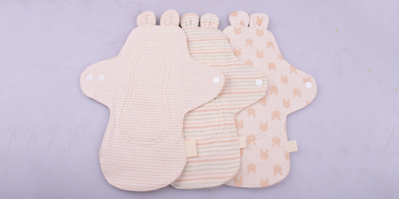 2020 the best reusable cloth pads for periods luckypads