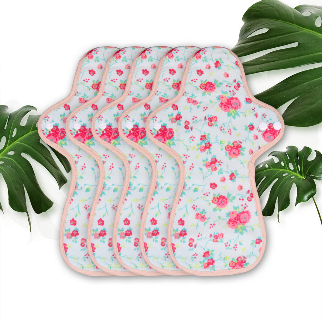 5 New Arrival Ultra Thin Night Pads 300mm*80mm