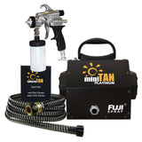 Fuji 2100 miniTAN PLATINUM M-Model Spray Tanning System