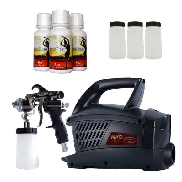 MaxiMist Evolution Pro Spray Tanning System