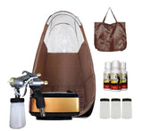 MaxiMist Allure Pro Spray Tanning System with Tent