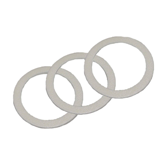 Fuji 8201ST-3 Gaskets for 250cc Bottom Feed Mini Cup (3 Pack)