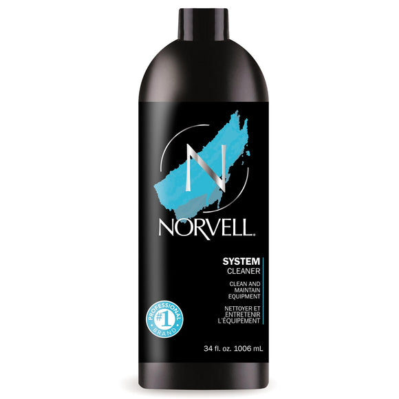 Norvell System Cleaner- HVLP Gun/ Airbrush Cleaner - 34 oz