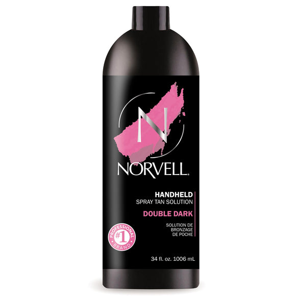 Norvell Double Dark Sunless Solution 34 oz