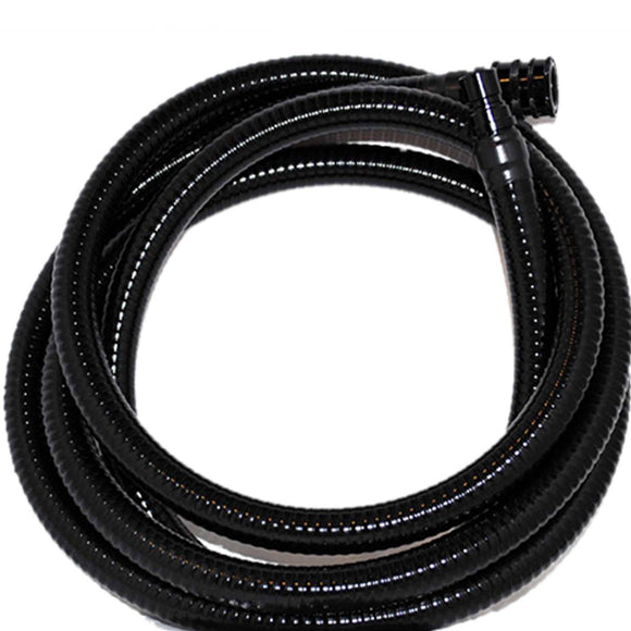 Norvell 10' Black Quick Disconnect Hose