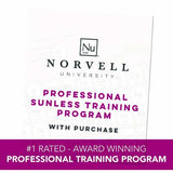 Norvell M-1000 HVLP Mobile Spray System with Supplies + Training!