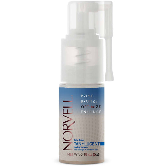 Norvell Tan•Lucent Talc Free Drying Powder Applicator