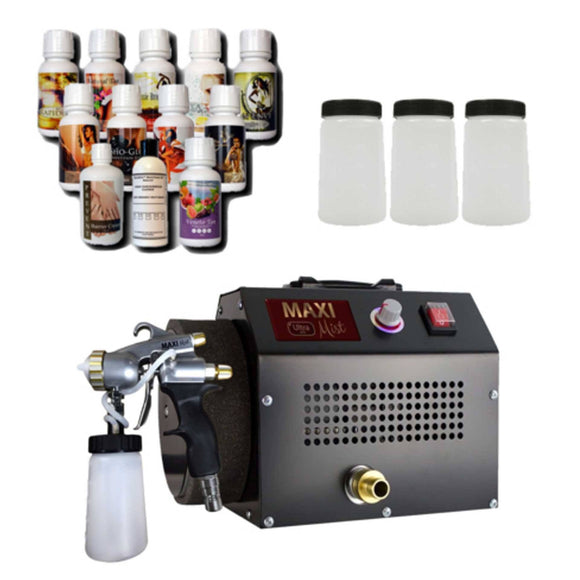 MaxiMist™ Ultra Pro Spray Tan System