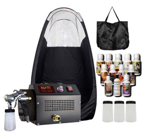 MaxiMist Ultra Pro Salon System with Tent