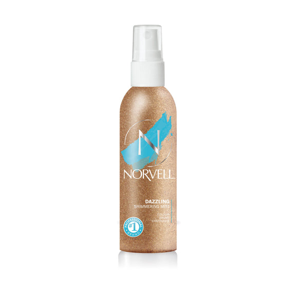 Norvell DAZZLE Shimmering Mist 2 oz Spray Bottle