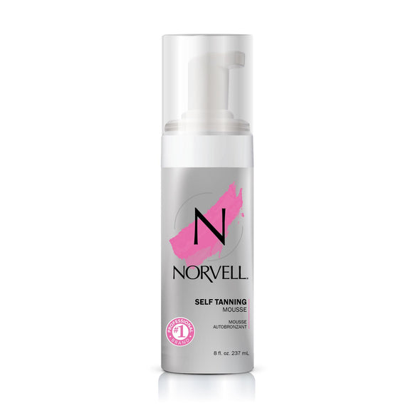 Norvell Self Tanning Mousse 8.0 fl oz