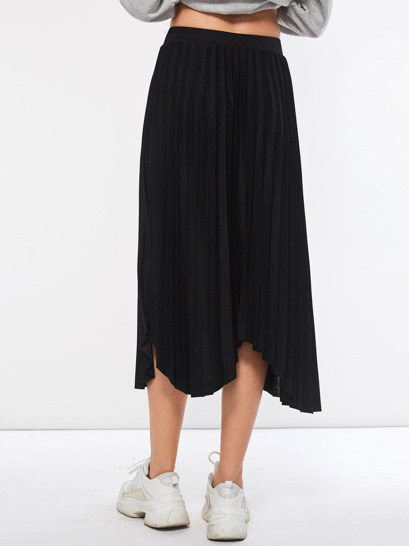 Asymmetrical Hem Skirts - Comfyfree
