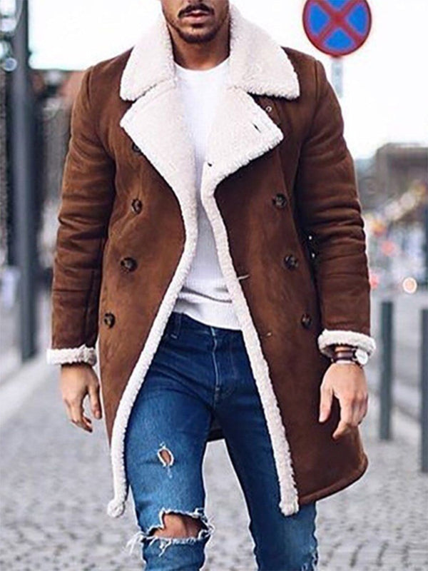 Mid-Length Straight Coat