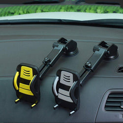Pure Color Multifunctional Foldable Car Bracket
