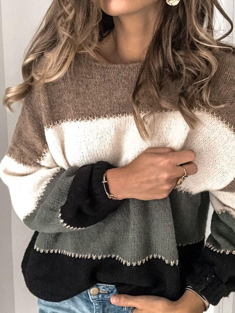 Regular Regular Loose Standard Sweater