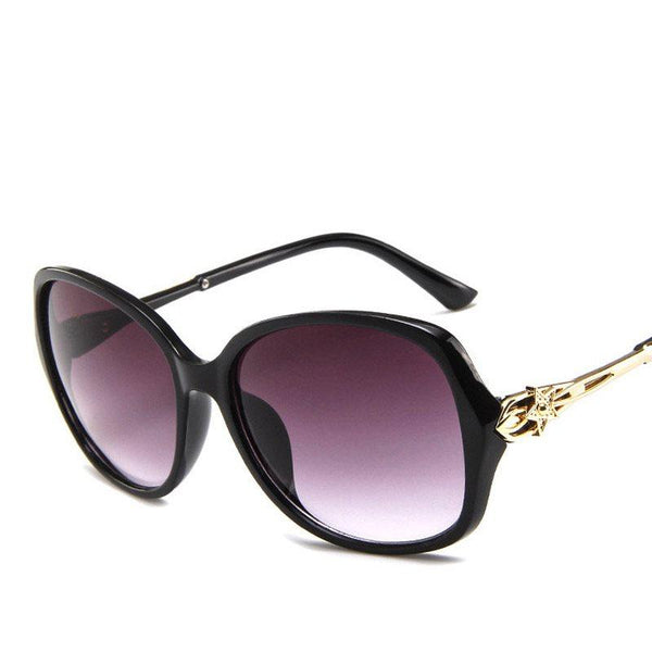 Korean Round Resin Sunglasses